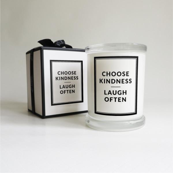 Lighten up candle co – Choose kindness-01