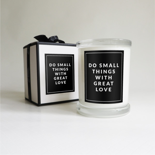 Lighten up candle co – Do small things_v2-01
