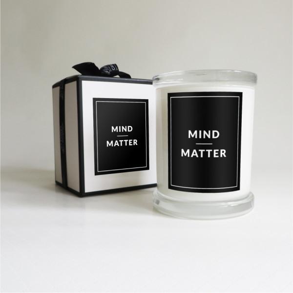 Lighten up candle co – Mind over Matter-01