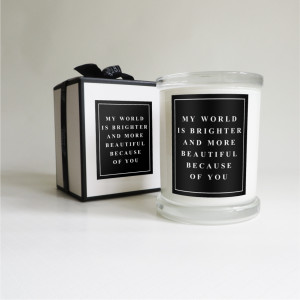 Lighten up candle co - My World is Brighter-01