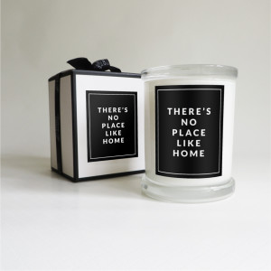 Lighten up candle co - No Place like Home-01