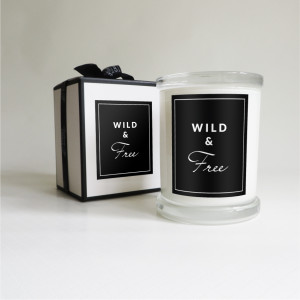 Lighten up candle co - Wild & Free-01